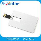 Palillo del USB Pendrive de la tarjeta del disco de destello del metal USB3.0
