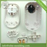 プラスチック注入の電気プラグ部品および型