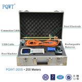 Pqwt-200s Gemakkelijke het octrooi draagt De Detector van het Grondwater voor Diepe 200m