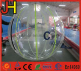 膨脹可能な水球、販売のための水歩く球