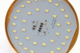 최신 판매 UFO 전구 18W 36LEDs LED 알루미늄 널 전구 119*103mm SMD5730 LED 전구