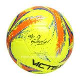 PVC зашитый машиной 3.5mm ЕВА тренируя шарик футбола