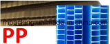 Strato di plastica ondulato leggero dei pp per il contrassegno o protezione o caselle