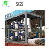 Het gehele steunbalk-Opgezette Apparaat van de Eenheid van de Dehydratie van de Capaciteit 1550nm3/H Drogende