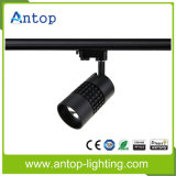 Alumínio Alloy Low Watt CREE LED Track Light