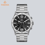 Mens-Uhren für Luxuxmarke imprägniern Armbanduhr 72378