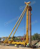 Sabbia vibratoria del driver 24m/macchina di pietra dell'accatastamento