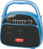 Heißer verkaufender mini nachladbare Batterie Bluetooth Lautsprecher F4-6