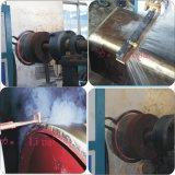Máquina del endurecimiento de inducción Wh-VI-40 para el amortiguamiento del engranaje axial