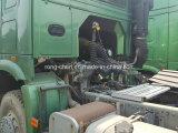 375HP 40ton verwendeter Sinotruck HOWO LKW-Traktor für Verkauf