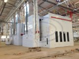 Pintura do caminhão do Ce de Wld15000 Weilongda e cabine do cozimento
