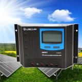 Controlador 20A 40A do regulador da carga do sistema do painel solar de MPPT