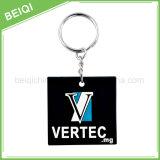 PVC relativo à promoção Keyholder do presente da qualidade quente do OEM da venda