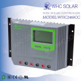 Selbst gemachter Solarcontroller des Fabrik-Preis-12/24V LCD PWM