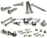 전체적인 판매를 위한 Zinc-Plated 또는 Dacron를 가진 스테인리스 나사 그리고 놀이쇠