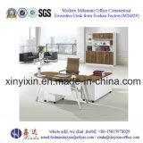 Офисная мебель стола управленческого офиса CEO MDF деревянная (D1609#)