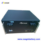 De Batterij van het Ijzer van het Lithium van de fabrikant 12V200ah van het Fosfaat (LiFePO4) met Communicatie Interface
