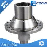 La precisión de latón engranaje sinfín y rueda helicoidal de acero inoxidable