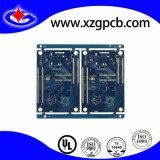 PWB da placa de circuito impresso de Fr4 Tg180 com Soldermask azul