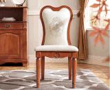 고전적인 디자인 호텔 홈 가구 나무로 되는 식탁 및 의자