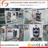Linha de produção da extrusão da tubulação do PVC/extrusora/equipamento/máquina expulsando