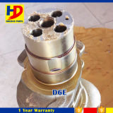 De Trapas van Assy van de dieselmotor D6e met Goede Makende Technologie