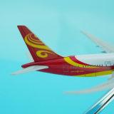 Modèle d'avions en métal de lignes aériennes de B787-8 Hainan