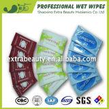 Wipe трактира влажный, Towelette, определяет Wipe пакета влажный, полотенце руки