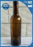 375mlブラウンの糸の口紅のワイン・ボトル