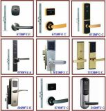 Security Electronic Smart Card Hotel Door Lock
