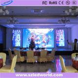 La publicité fixe polychrome d'intérieur d'usine de panneau d'écran d'Afficheur LED de SMD (P3, P4, P5, P6)