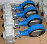 Oblate-elektrisches weiches Dichtungs-Drosselventil D971X-16c (DN50~DN200)