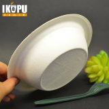 Eco Papierplatte hergestellt von der Bagasse