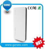 Batería portable externa universal 13000mAh de la potencia de la venta caliente