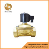 Válvula de solenóide hidráulica com o tratamento chapeado