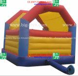 Inflável, a casa do salto, saltando fortifica (DJIBMC07)