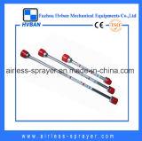 Tubo flessibile di gomma ad alta pressione per lo spruzzatore senz'aria della vernice