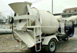 실제적인 세발자전거 시멘트 믹서 트럭 작은 2 M3 콘크리트 트럭