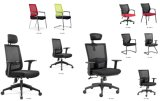 Présidence moderne de commis de personnel administratif de tissu de maille d'émerillon (358D#)
