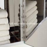 Het Kabinet van de Spiegel van de Badkamers van het meubilair van het Roestvrij staal van de Producten van de bevordering (7009)