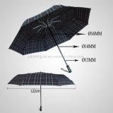 3 ثني دليل استخدام مفتوحة لعبة غولف عاصفة مظلة مطر/[سون ومبرلّا] ([جف-مغف307])