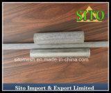 ステンレス鋼の金網のこし器または金網シリンダーフィルター