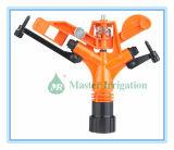 """De alta qualidade 3/4 """"ou 1"""" POM Impuse Garden Plastic Irrigation Sprinkler (Ms-9806)"""