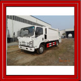 700p Qingling Compactor Camion à ordures Isuzu Compress Garbage Truck
