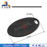 ABS MIFARE intelligente RFID Karte für Schlüsselkette