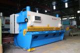 De hydraulische Guillotine van het Metaal, de Hydraulische Scherpe Machine QC11y-6X4000 van het Blad