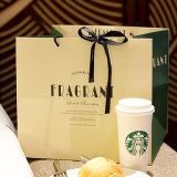 Projetar sacos por atacado luxuosos do presente com cópia do logotipo