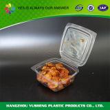 Прозрачный контейнер для пищевых продуктов с пластиковым / домашним животным