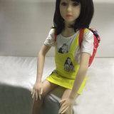muñeca realista del sexo del pequeño del pecho del 128cm silicón de la TPE para el hombre