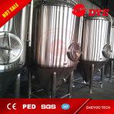 Fermentadora cónica del acero inoxidable de la fabricación de la cerveza de DIY